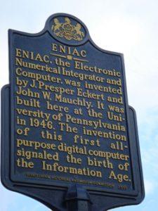 ENIAC marker